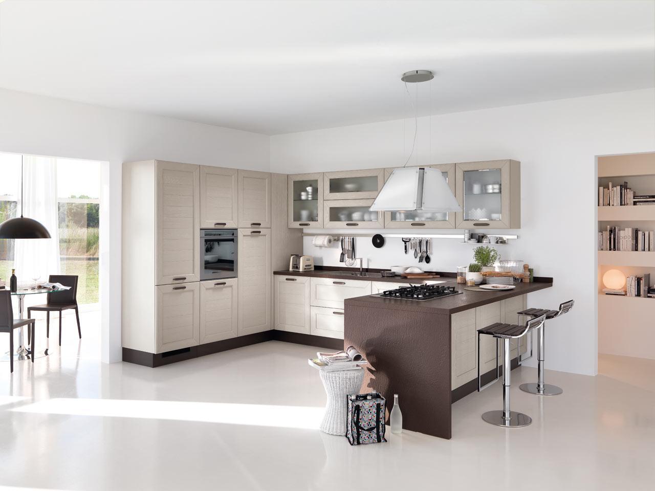 Casa roma mobila italiana for Penisola mobile cucina