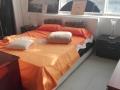 pat Lido pentru saltea 160x195 ecopiele alba