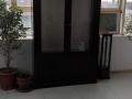 vitrina Legocce 2 usi 135x48xh210 lemn nuc